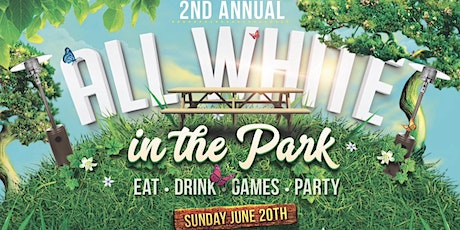 All White in the Park tickets