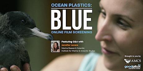 Ocean Plastics: A BLUE Film Screening tickets