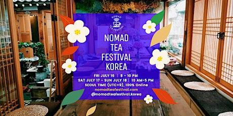 Nomad Tea Festival Korea tickets