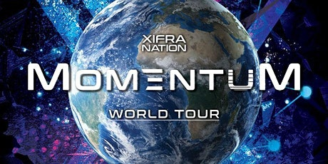 XIFRA WORLD TOUR MTY DESAYUNO boletos