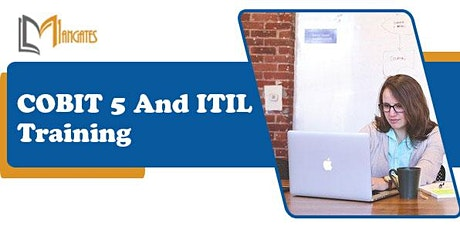 COBIT 5 And ITIL 1 Day Training in Manaus ingressos