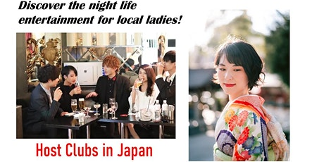 My Host Club stories  from Tokyo, Japan tickets