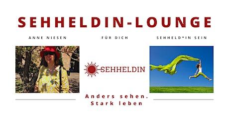 SEHHELDIN-Lounge: Sommerfeeling trotz hoher Sonnenempfindlichkeit (Augen) Tickets