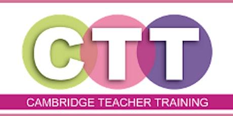 CTT Workshop- Digital Technologies 3 tickets