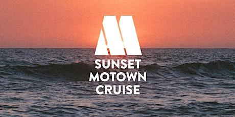 Motown Sunset Cruise 2021 tickets