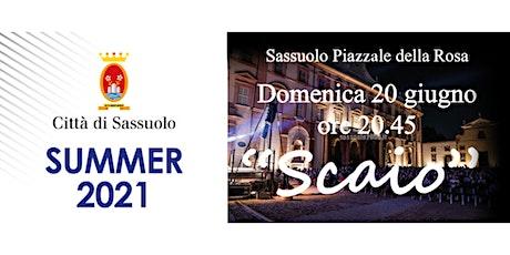 """""""Scaio"""" - Concerto in onore del musicista sassolese Bruno Ascari biglietti"""
