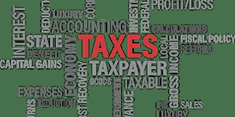 Tax and Legal Strategies  - Online Kansas tickets