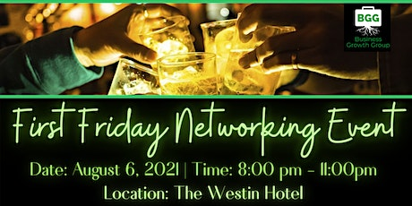 First Friday Networking Event tickets