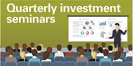 Pennine Wealth Solutions Investment Seminar | 2nd September 2021 tickets