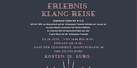 ERLEBNIS-KLANG-REISE ☯️ Tickets
