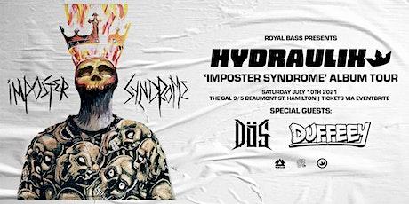 Royal Bass ft. Hydraulix, Duffeey & Dos tickets