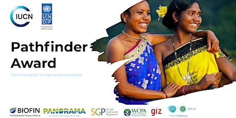 Webinar dedicated to the Pathfinder Award 2021 nomination process tickets