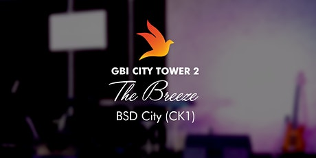 Kebaktian Raya GBI The Breeze tickets