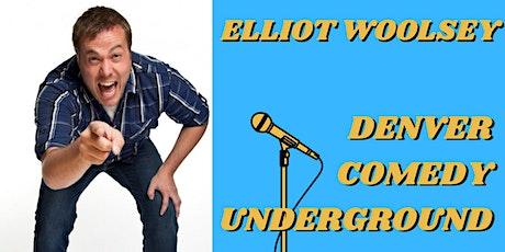 Denver Comedy Underground Stand-Up: Elliot Woolsey tickets