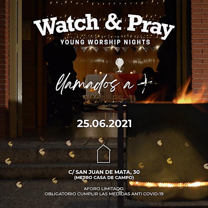 Imagen de Watch & Pray - Llamados a más