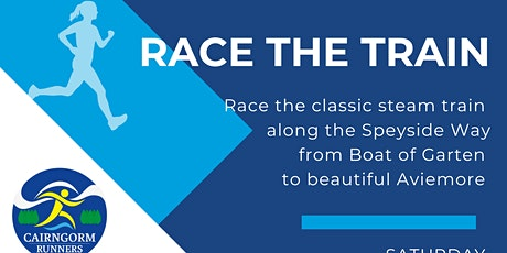 Race the Train 2021 tickets