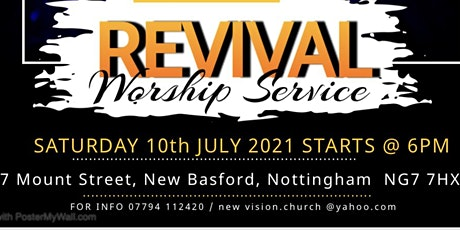 Revival  Worship Service tickets