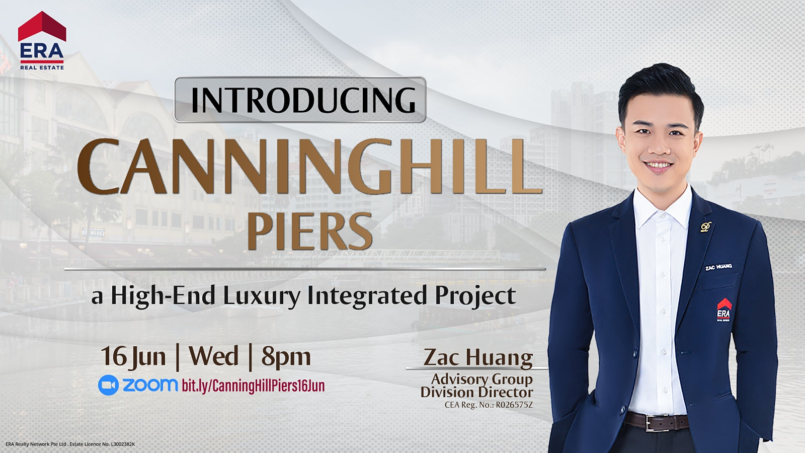 Introducing CanningHill Piers, a High-End Luxury Integrated Project