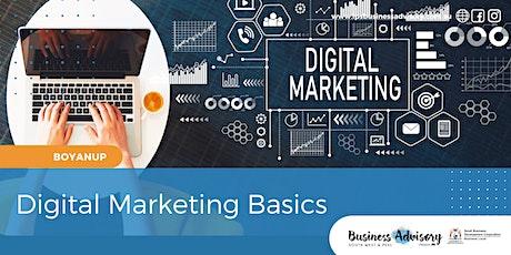 Digital Marketing Basics tickets