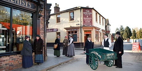 PODS Blists Hill Family Group tickets