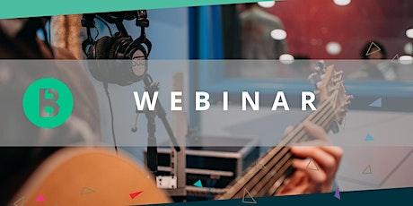 SAE Wien - Webinar: Einführung in die Musikwirtschaft Tickets