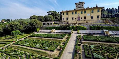 Villa della Petraia VISITA TEMATICA Un giardino da re biglietti