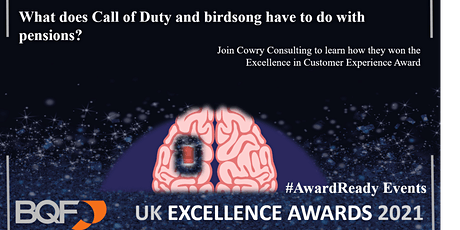 UK Excellence Award Winner Showcase: Excellence in Customer Experience tickets