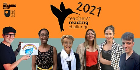 Reading and Recuperation: 2021 Teachers' Reading Challenge Launch tickets