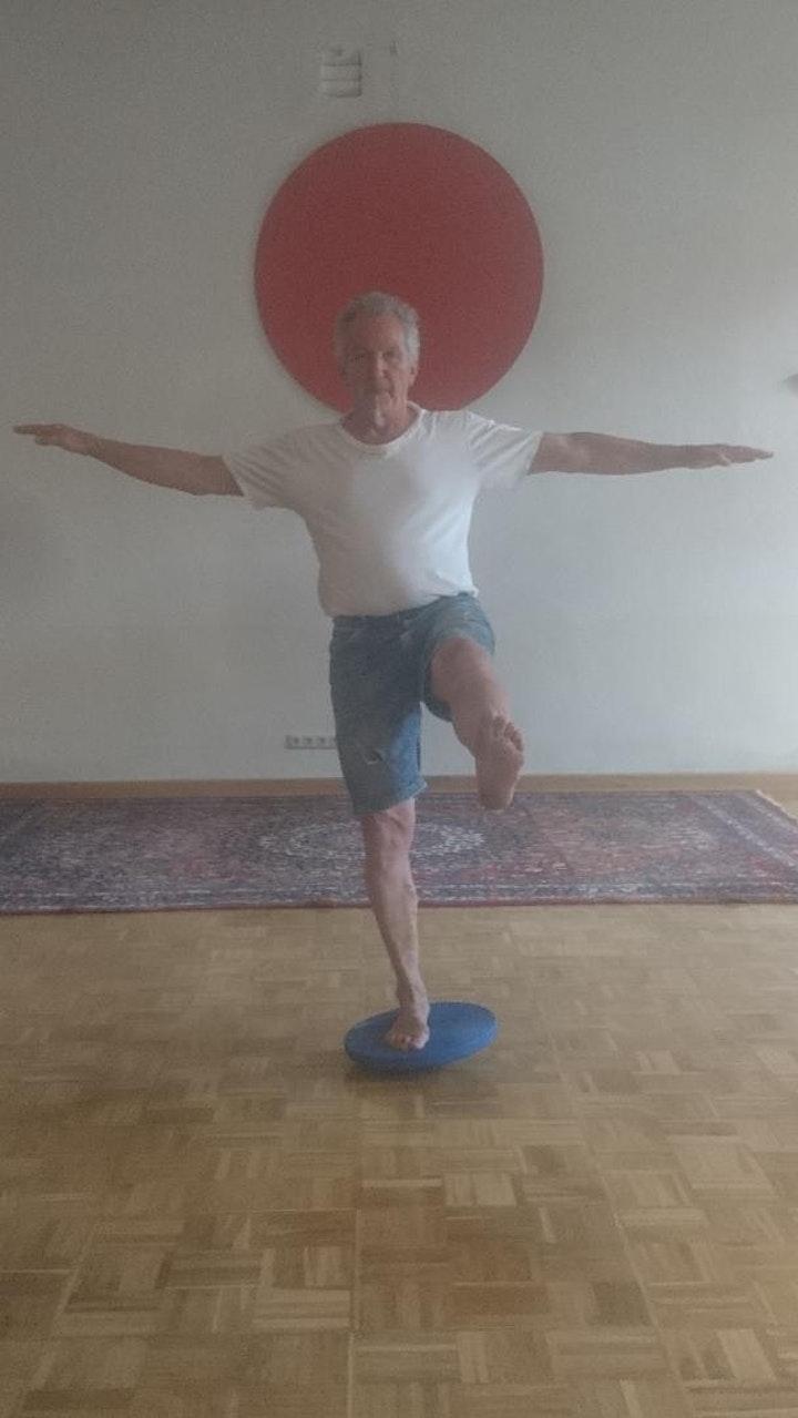 Balance im Alltag & Ich: Bild