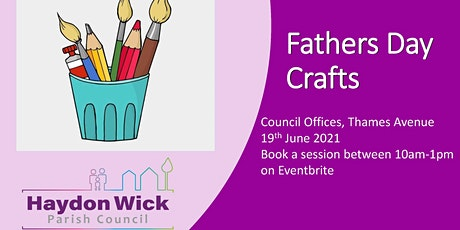 Fathers Day Crafts tickets