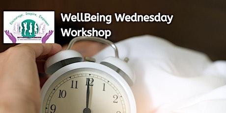 Understanding and managing sleep workshop tickets