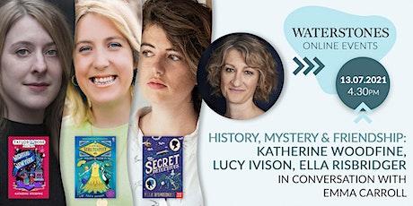 Katherine Woodfine, Lucy Ivison, Ella Risbridger in conversation tickets