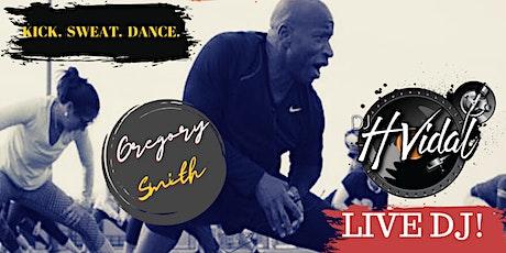 Cardio Kick LIVE!  With Gregory Smith & DJ H Vidal tickets