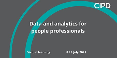 Data and analytics for people professionals tickets