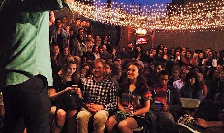 Laughs On Tap - Secret Pop-Up Standup Show (Tustin) image