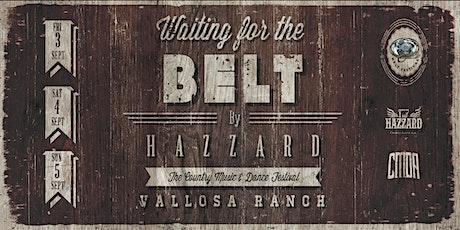 Waiting For The Belt biglietti