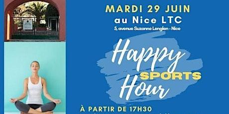 Happy Sport Hour billets