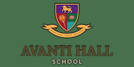 Avanti Hall School Open Evening - Secondary Year 7 places tickets