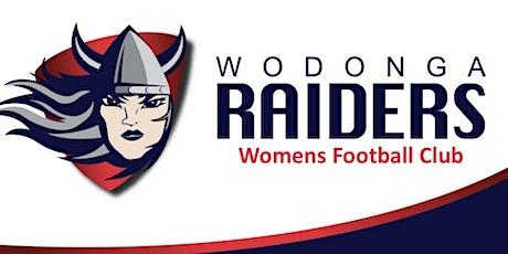 Wodonga Raiders Female Football Family Night tickets