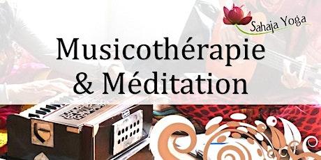 Musicothérapie et Méditation billets