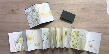 Printmaking and Artist Books (Concertina book and linocut) Taster Course tickets