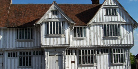 Timed entry to Lavenham Guildhall (23 June - 27 June) tickets