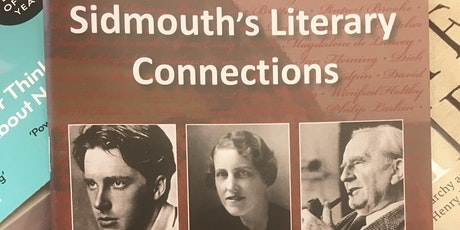 Sidmouth Literary Walk  with Sidmouth Museum tickets