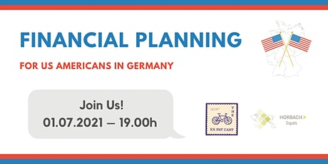 Financial Planning for US Americans in Germany tickets