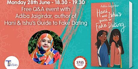 South Asian Sisters Speak x THRIVE Author Q&A with Adiba Jaigirdar tickets
