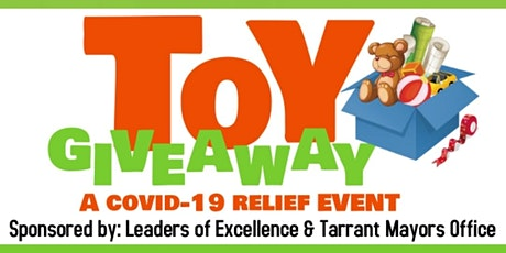 FREE Toy Drive tickets
