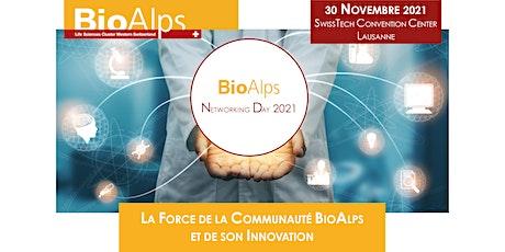 BioAlps Networking Day 2021 billets