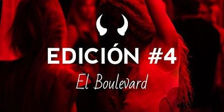 "L`'INFERN TECHNO MOVEMENT IN ""EL BOULEVARD"". EDICI entradas"