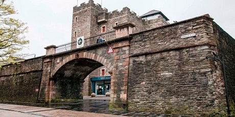 Tower Museum Abseil - Derry/Londonderry tickets