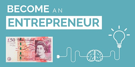 Are you 16 - 24? Ever thought about being self-employed? + £50 tickets